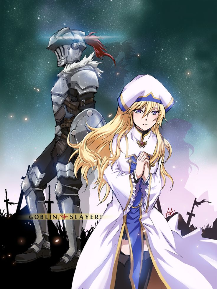 Pin by Xaivier mckinney on goblin slayer (With images