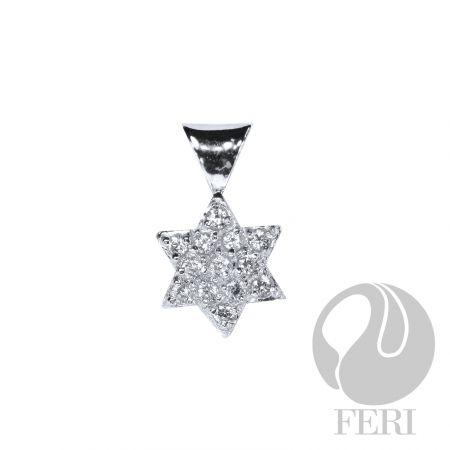 FERI - Abbey - Pendant CD Exclusive FERI 950 Siledium silver