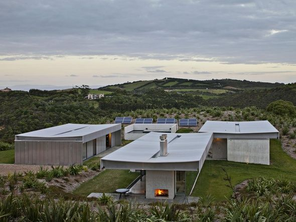Island Retreat — Residential   Fearon Hay Architects – Auckland, New Zealand