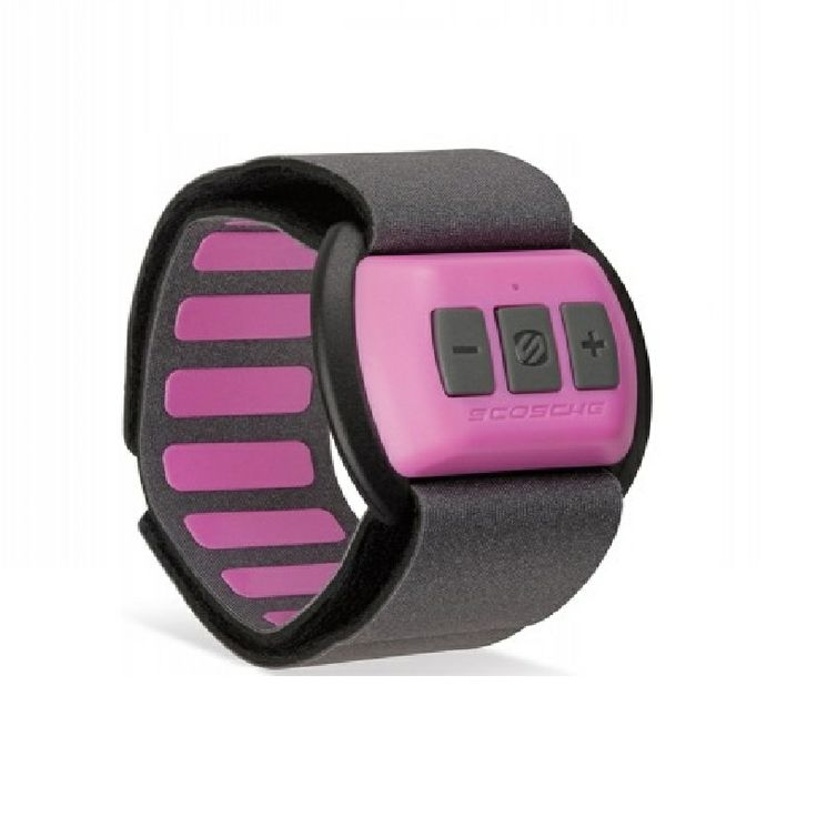 Scosche Rhythm Pulse Monitor - Pink