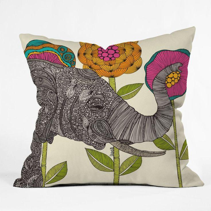 Aaron Outdoor Throw Pillow Valentina Ramos