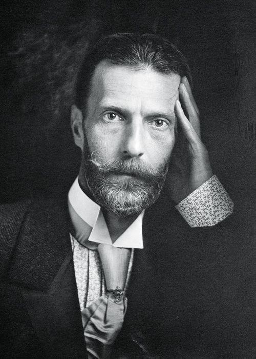 Великий князь Сергей Александрович, пятый сын императора Александра II, генерал-губернатор Москвы