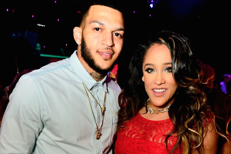 We Should All Be As Happy As Pregnant Natalie Nunn And Her Boo On Valentine's Day