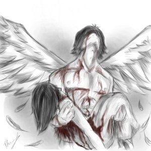 Every night, I feel the angels cry...: Angels Cry