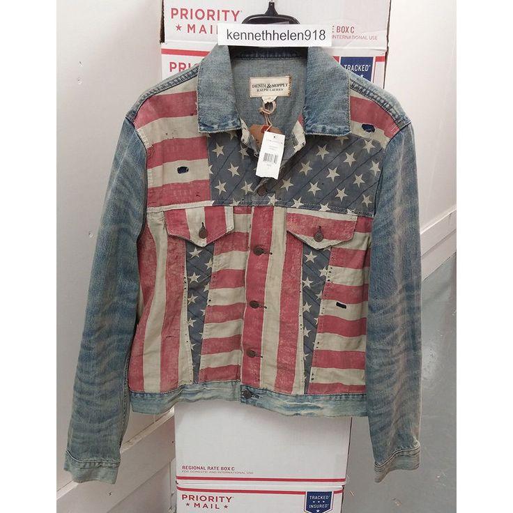 Denim and supply jacket ebay
