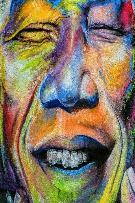 Face Painting from $34.99 | www.wallartprints.com.au #GraffitiArt