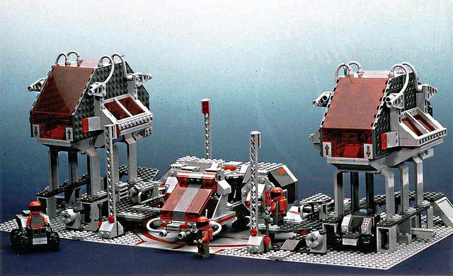 Lego Space Prototype   Flickr - Photo Sharing!