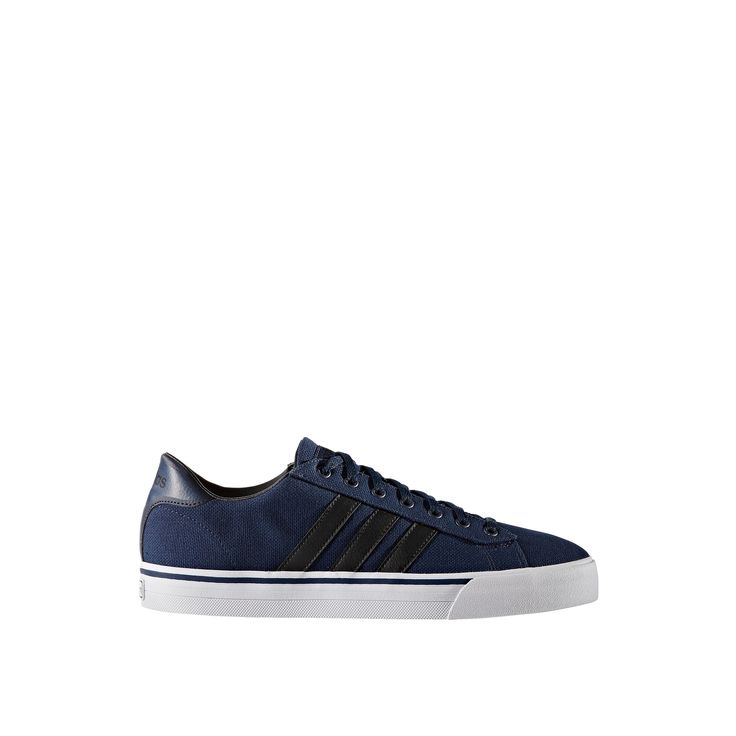 Adidas NEO Cloudfoam Super Daily Men's Shoes, Size: 10.5, Blue (Navy)