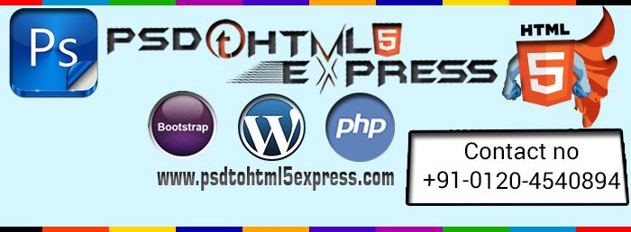 Best Web Site Designing And Development Company In India.  Contact Details:- PSD TO HTML5 ExPRESS C-46 Ground Floor, Sector-2, Noida-201301. Phone no.: 0120-4540894,+91-9810803532 Website : http://www.psdtohtml5express.com/
