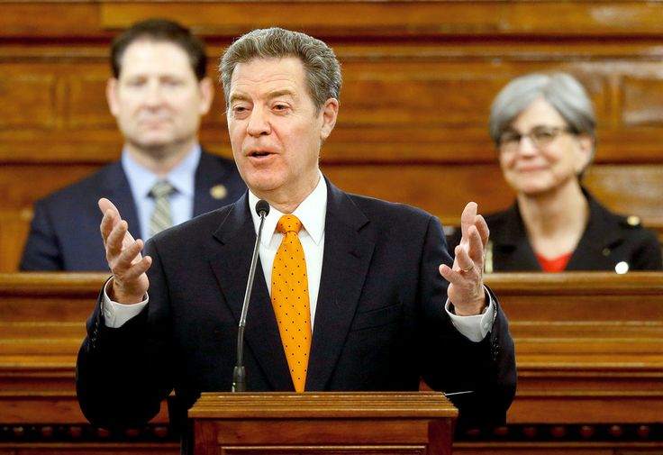 Gov. Sam Brownback's deep tax cuts failed to increase state revenue; they led, instead, to alarming deficits.