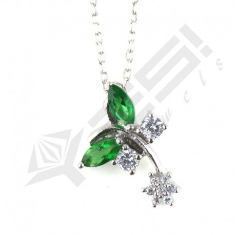 #Gümüş #Yusufcuk #Kolye YesJewel.com'da  / #SterlingSilver #Dragonfly #Necklace on YesJewels.com