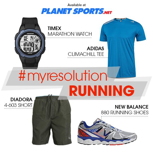 Style inspiration for your running routines :) #running #timex #adidas #diadora #newbalance #style #sportswear #planetsports #runningwear