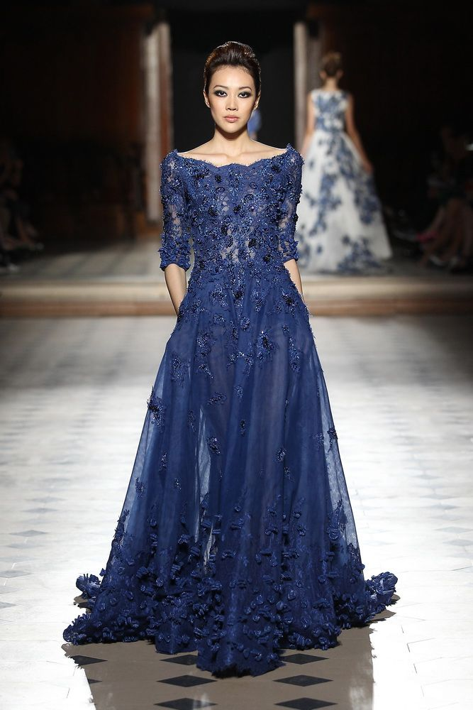 Tony Ward Couture Fall Winter 2015-16 l Style 03