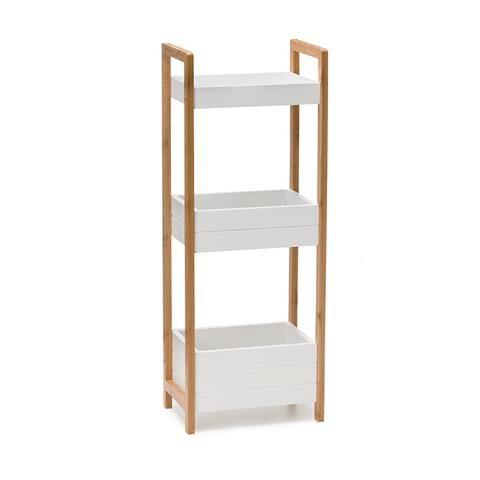 Bamboo 3-Tier Bathroom Caddy | Kmart