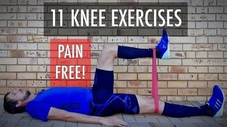 Check out these 11 Knee rehab exercises for fix knee pain, strengthening after knee injury. Knee workout video Part 1. These knee rehab exercises will help you to fix knee pain in case of knee arthritis, runners knee or jumper's knee etc. Also they are just great workouts to do! Visit and subscribe to the Bogdan Bondarenko for more great athletic tips videos!