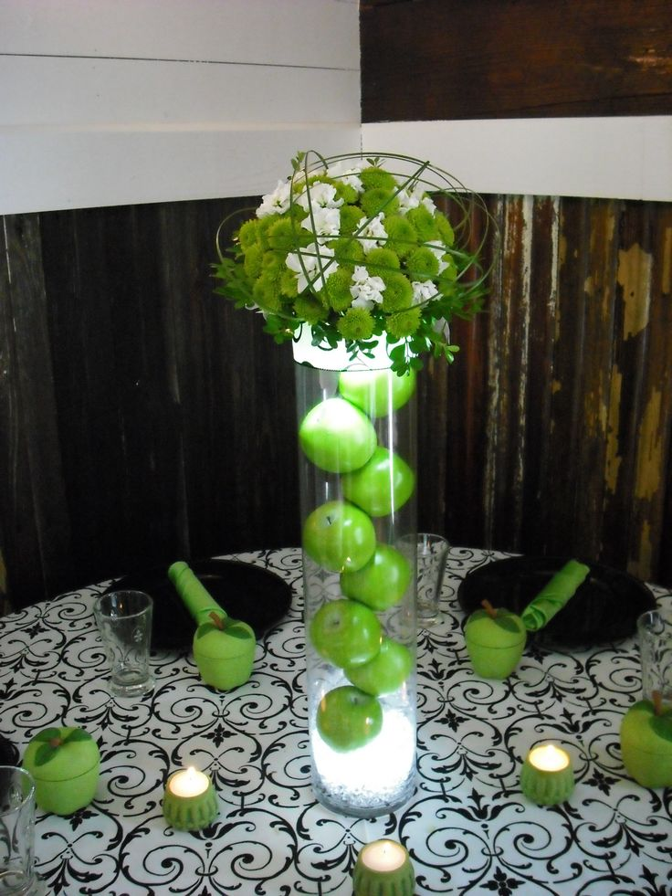 Best 25 Green Apple Wedding Ideas On Pinterest