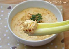 Veglife Channel : Hummus di ceci fatto in casa