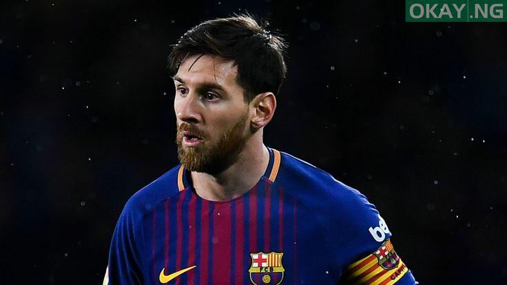 Lionel Messi set new assists record and goals records in La Liga - https://www.okay.ng/191148    #Girona #La Liga #Lionel Messi #Messi #Philippe Coutinho #Suarez - #Football #Sport
