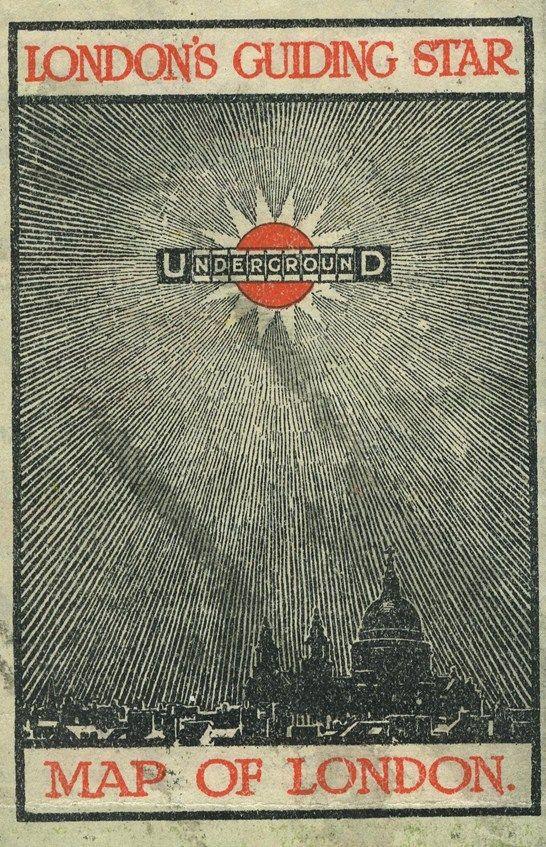 London Underground pocket map