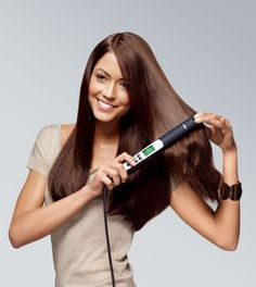 How to Perfectly Straighten Your Hair with a Flat Iron