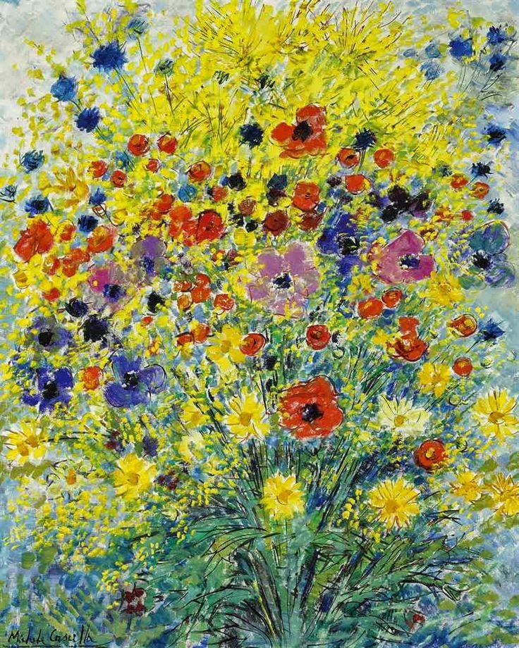 Michele Cascella ~ Post-impressionist painter
