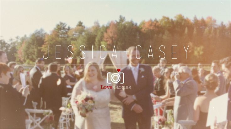 Jess and Casey's picture-perfect wedding!   Check out more Love Stories trailers at www.lovestoriesfilms.com