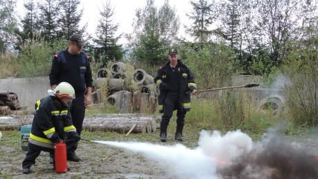 24-h-Tag der Feuerwehrjugend Groß Siegharts (NÖ) (© privat)