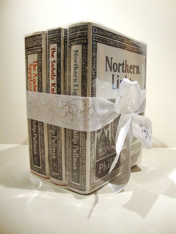 Such a gorgeous edition of His Dark Materials Trilogy by Philip Pullman.