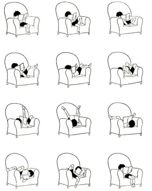 Sadly this is exactly how i attempt to get comfortable while reading: Worth Reading, Books, Boys, Funny, Portraits, Reading Positions