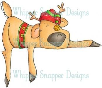 Sweet Dreams Rudolph: Christmas Image