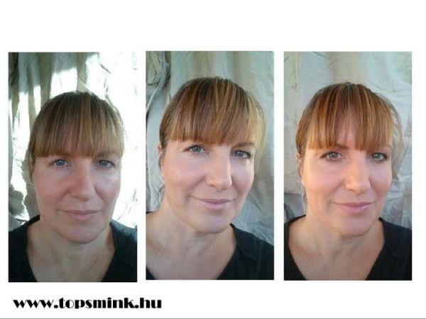 Nappali natúr smink lépésről lépésre a blogon. Natúr smink / Természetes smink / nature makeup