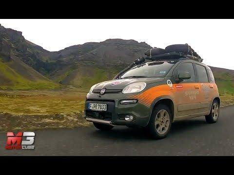 #FIAT PANDA 4X4 - OFF ROAD TEST DRIVE ISLANDA 2014