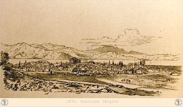 The city of Vostizza (Aigio).