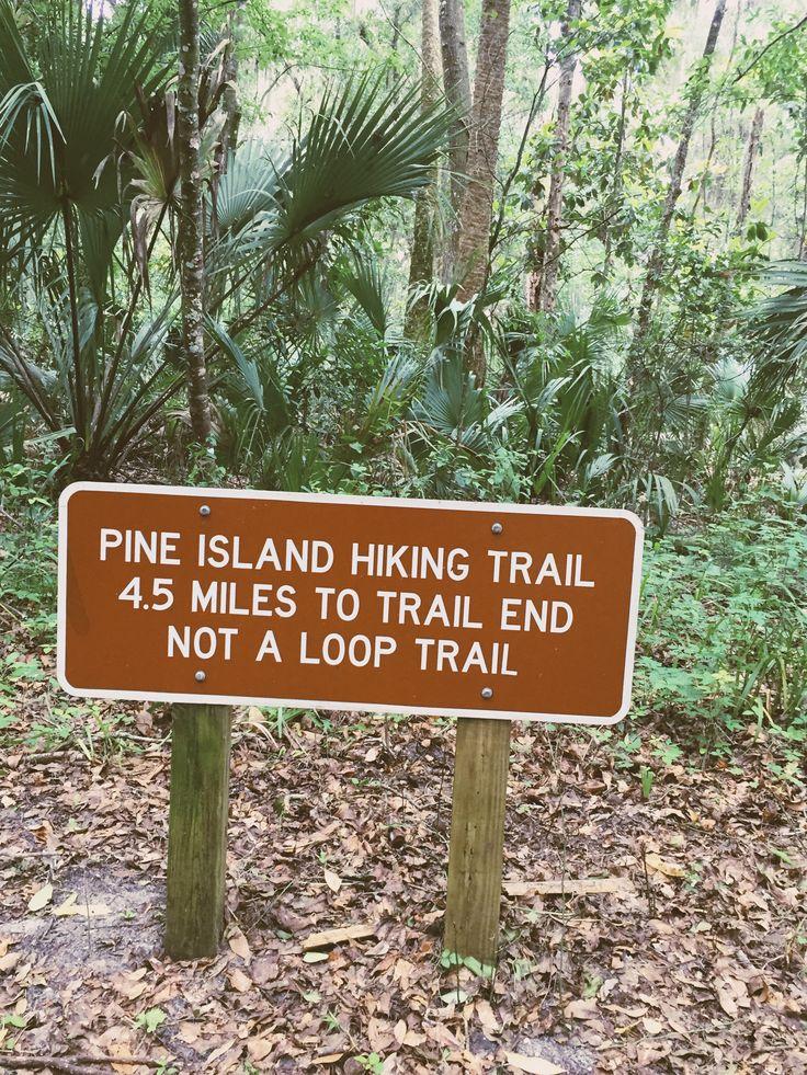 Pine Island Trail. Orange City, Florida