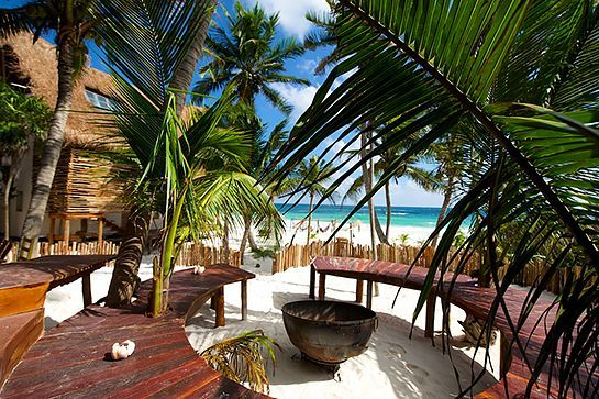 Ahau Tulum, Mexico - There's a huge variety of hotels in Mexico, particularly near the super popular area of Tulum. But if you don't want to drop a bundle of money on your accommodations, check out Ahau Tulum, an eco-conscious beachside resort. The regular rooms are sometimes pricey, but the resort offers low-key ...