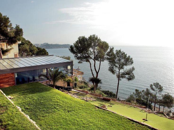Riu Palace Bonanza Playa Hotel-Paseo de Illetas s/n, Calvia, Majorca, Spain 07181 #MajorcaHoliday #HotelDeals #Spain