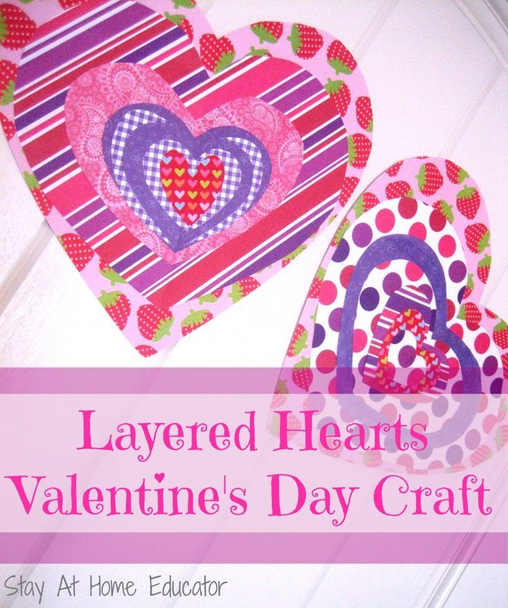272 best Valentine\'s Day images on Pinterest | Valentine crafts ...