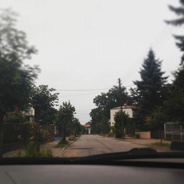 kocham Cię, moje życie...: 5 rano - my już w drodze...Dzień dobry