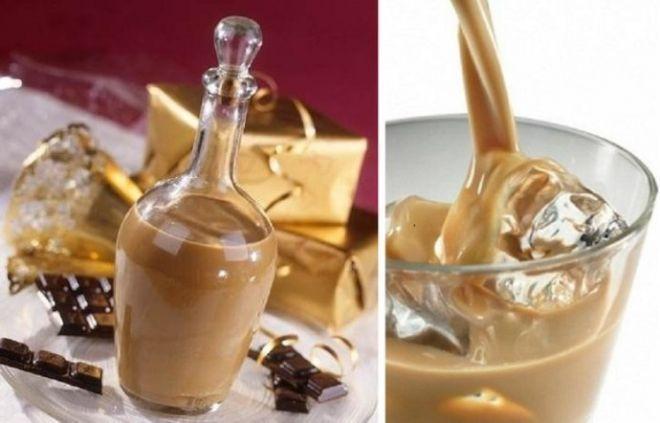 Ликер «Baileys» один из любимых напитков среди женщин и пользуется большой популярностью. Его необязательно покупать в магазине, а можно приготовить дома из водки и сгущенного молока. Этот рецепт очень простой и быстрый. Все за 20 минут вы получите замечательный напиток.