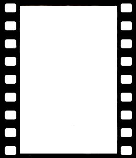 "Film strip image for a movie party invitation - also consider creating a film cell ""frame"" for photos"
