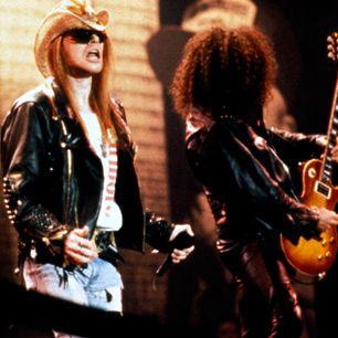 Flashback: Guns N' Roses Melt Down at Farm Aid 1990