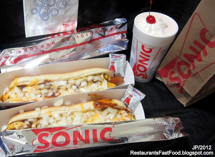 Sonic & Chili!