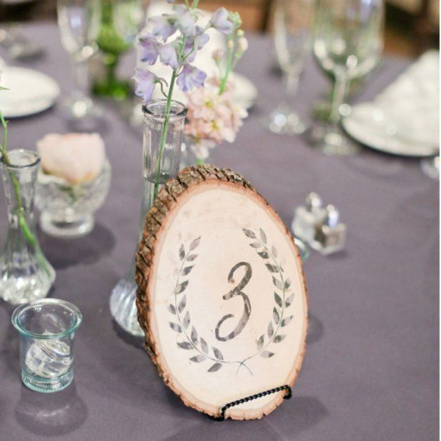 Table de mariage : nos idées de marque-places à réaliser soi-même
