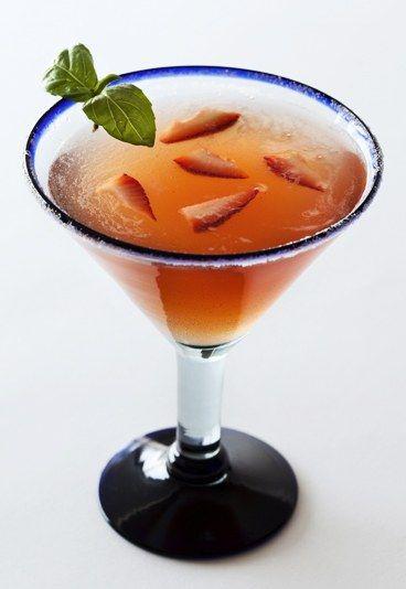 Strawberry Rouge - Mocktails: de beste niet-alcoholische cocktails - wewomen