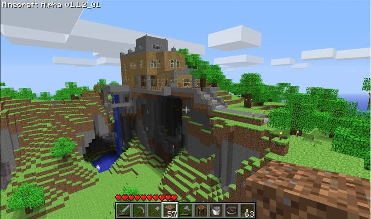 minecraft photo: FrontView FrontView.jpg