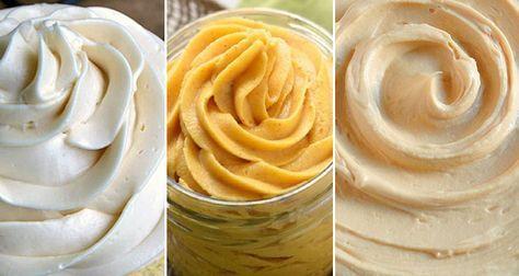 """Ak už neviete, aký sladký dezert pripraviť, skúste nejaký starý krém zameniť za nový a """"oklamte"""" svojich blízkych novou sladkou dobrotou. Najlepší krém je číslo 4. Zožal najväčšie úspechy ..."""