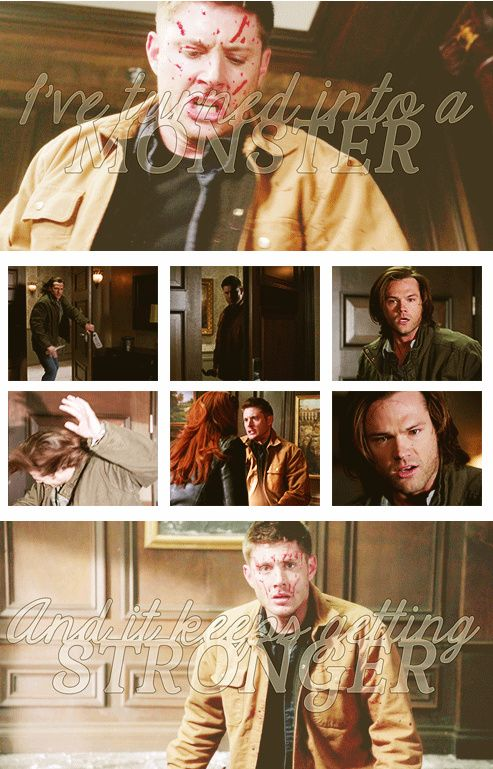 [gifset] 9x21 King of the Damned #SPN #Dean #Sam<<< love this song!!!!