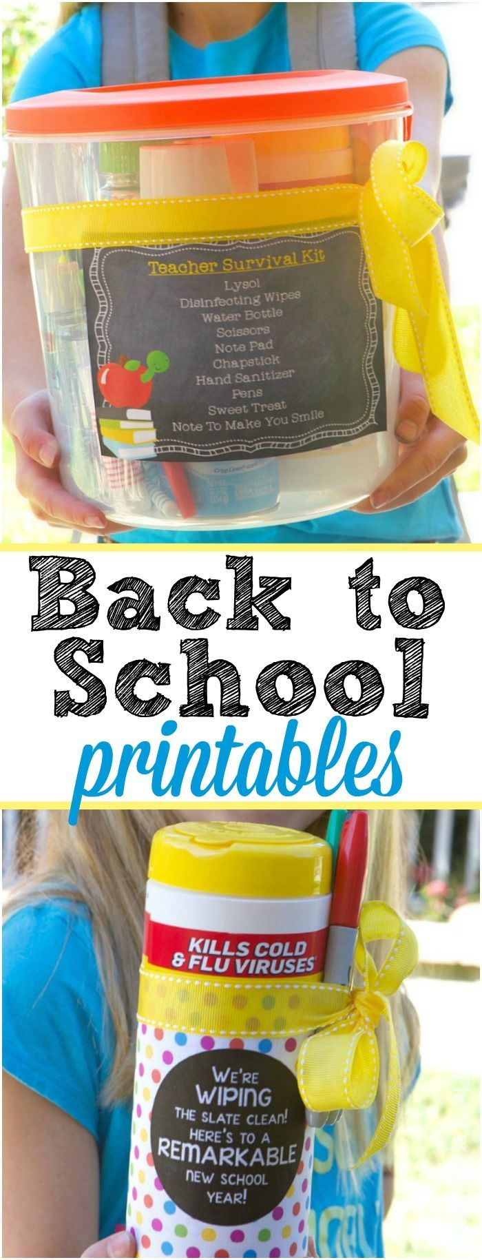 Pics photos funny college survival kit ideas - Back To School Teacher Survival Kit
