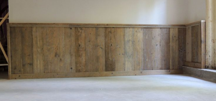 steigerhout lambrisering maken - Google zoeken