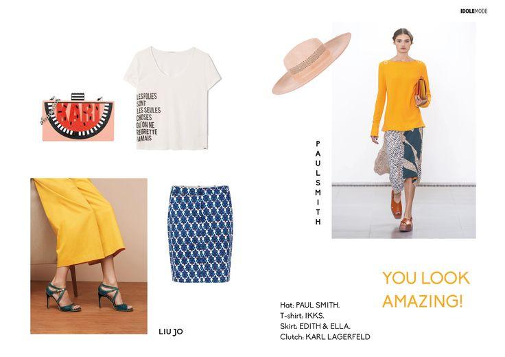 IDOLE Magazine #13 Spring 16 - You look amazing!